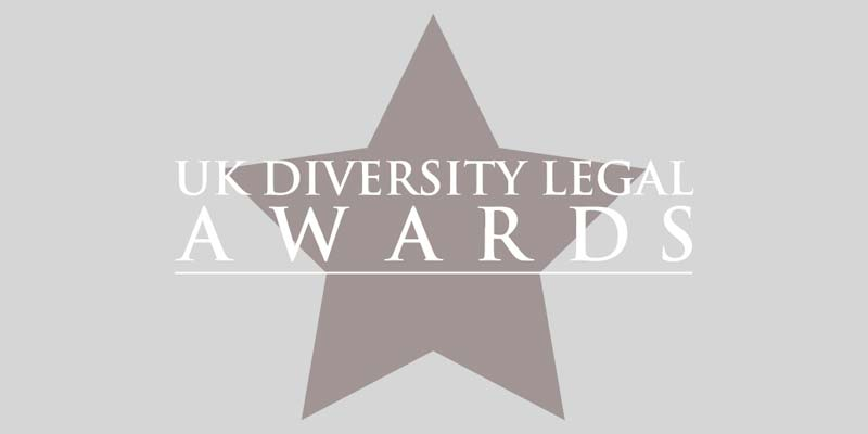 UK Diversity Legal Awards 2018 – Finalists announced!