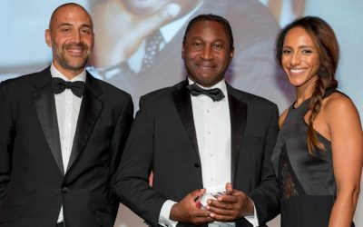 Dr Leslie Thomas QC wins Lifetime Achievement Award at BSN's UK Diversity Legal Awards 2017