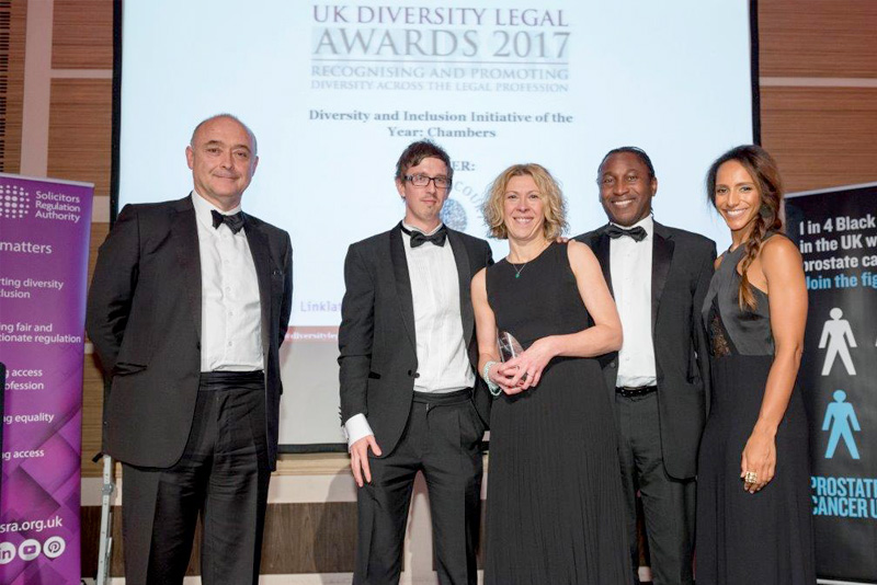 Chambers Diversity and Inclusion Initiative of the Year