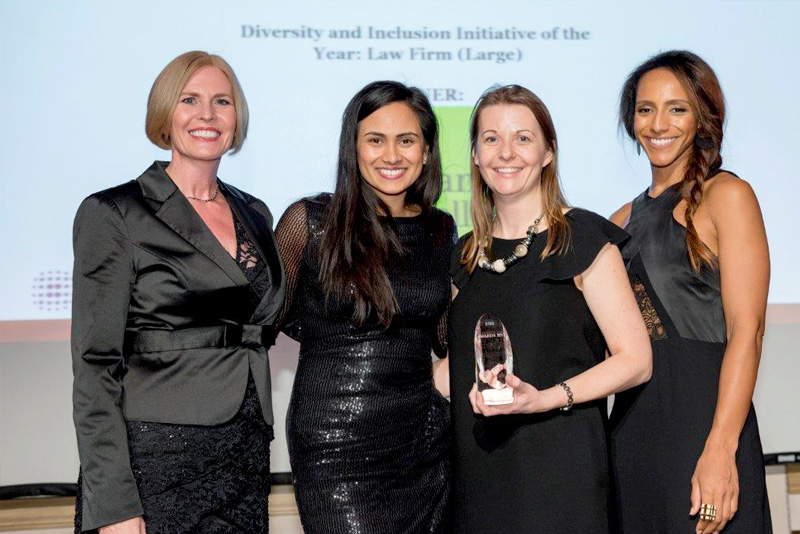 Large Law Firm Diversity and Inclusion Initiative of the Year