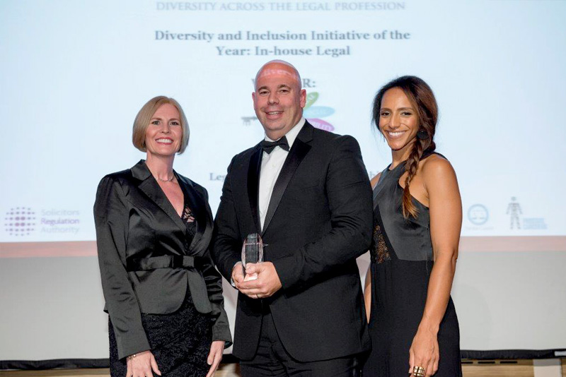 In-house Legal Diversity and Inclusion Initiative of the Year