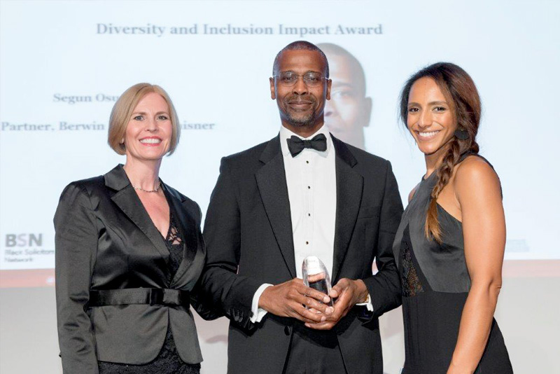 Diversity and Inclusion Impact Award