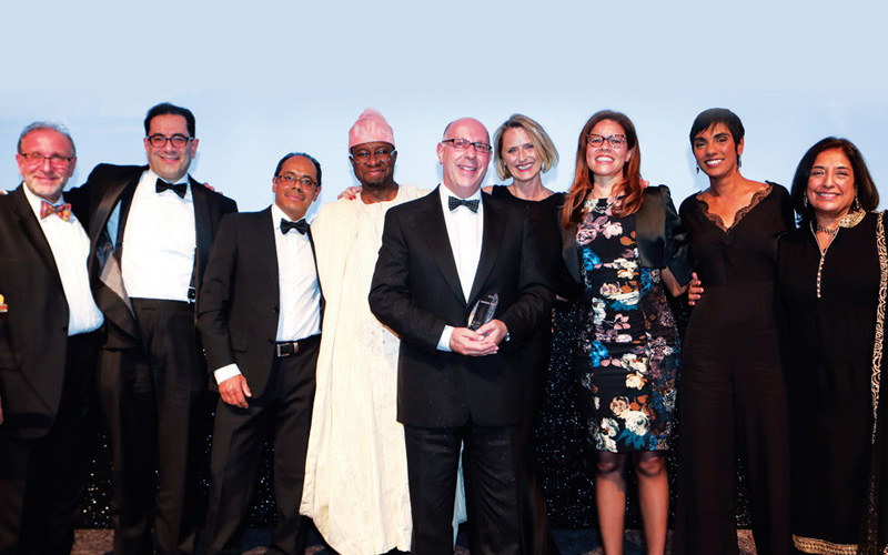 "THE VOICE – ""Diversity Legal Awards honour role models"""