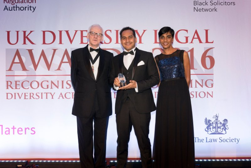 In-house Diversity & Inclusion Initiative of the Year