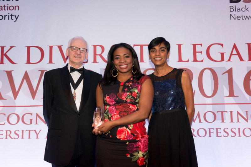 SME Law Firm Diversity and Inclusion Initiative of the Year