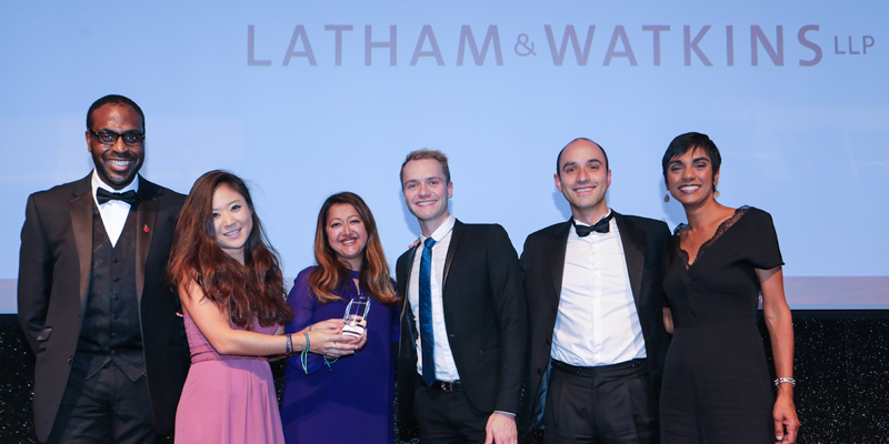 UK Diversity Legal Awards 2018 – Winners announced!