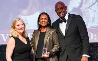 "THE VOICE – ""Diversity Legal Awards Honour Trailblazer Gina Miller"""